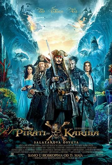 Pirati sa Kariba: Salazarova osveta