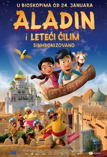 Aladin i leteći ćilim