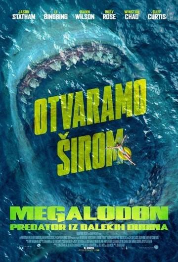 Megalodon: Predator iz dalekih dubina