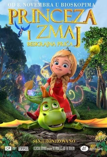 Princeza i zmaj: Beskrajna priča