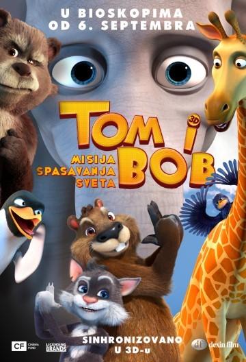 Tom i Bob: Misija spašavanja sveta