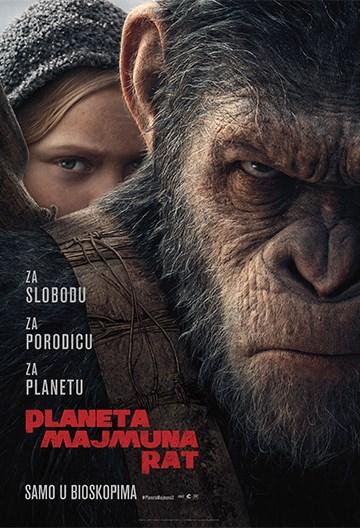 Planeta majmuna - Rat