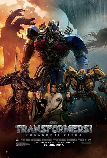 Transformersi: Poslednji vitez