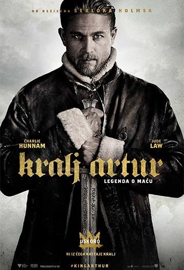 Kralj Artur: Legenda o maču